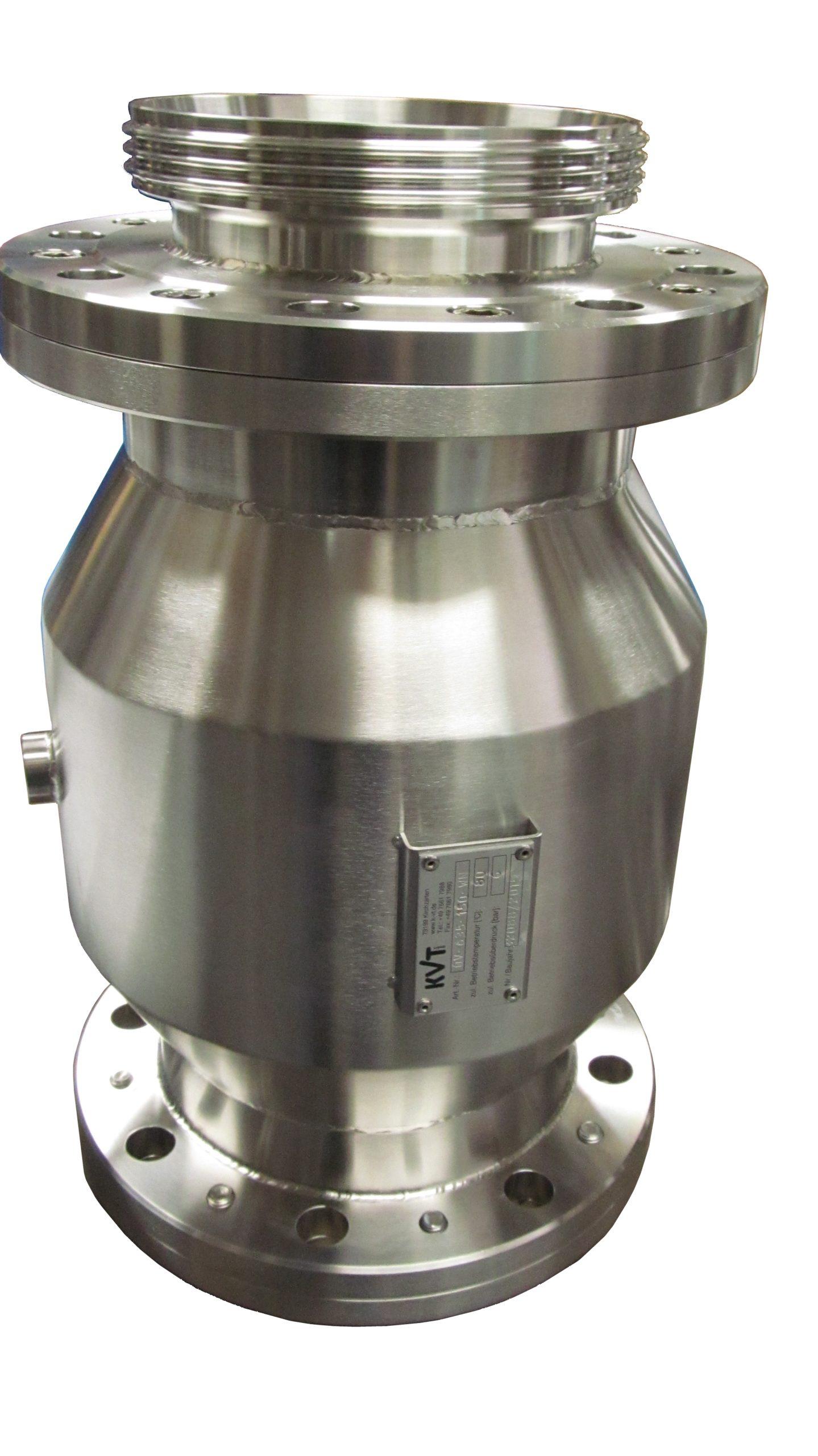 KVT Quetschventil mit Milchrohrgewinde QV-630 und QV-635 IMG_2275 A