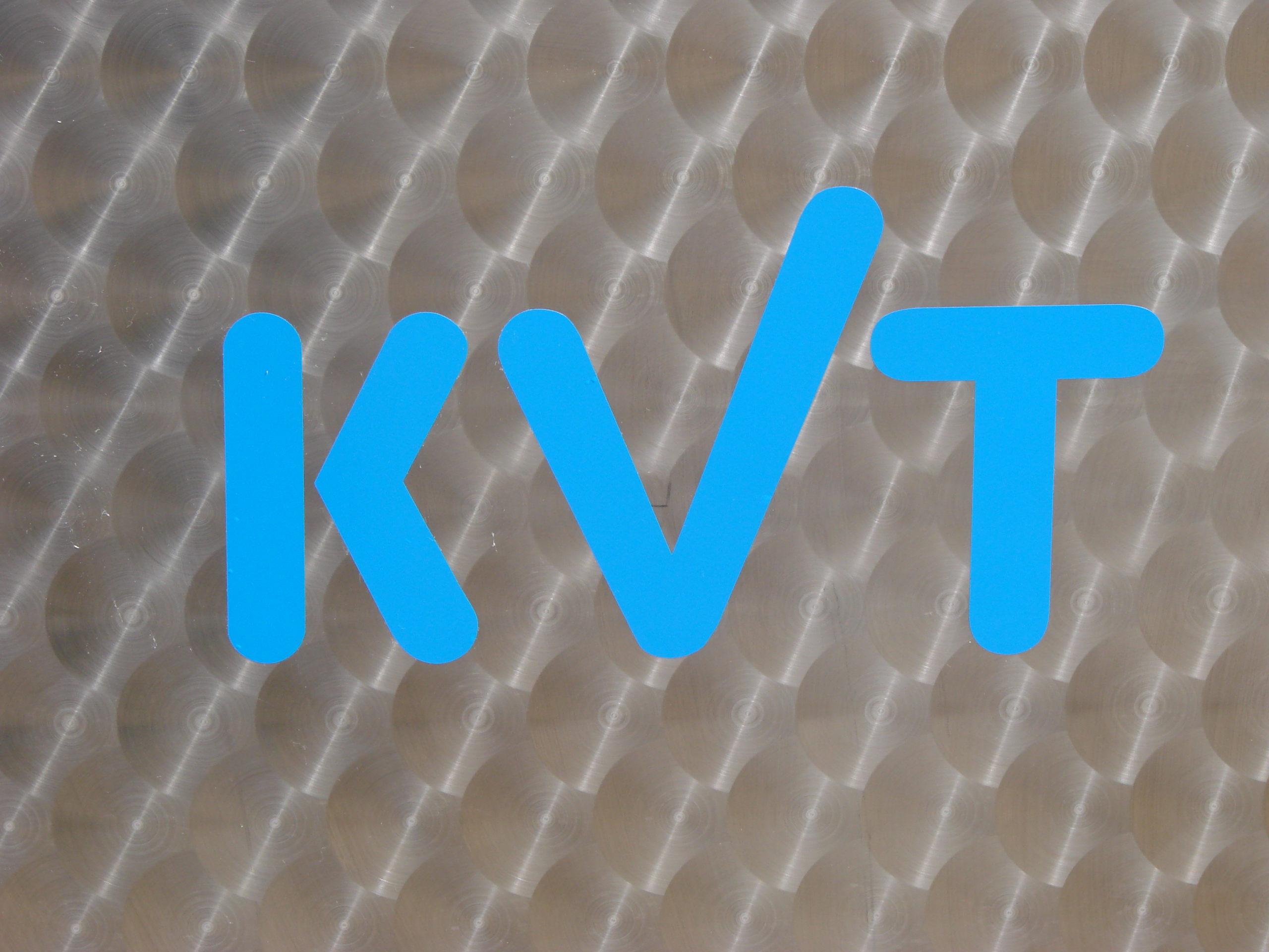 KVT-Logo-auf Edelstahl-DSC01162