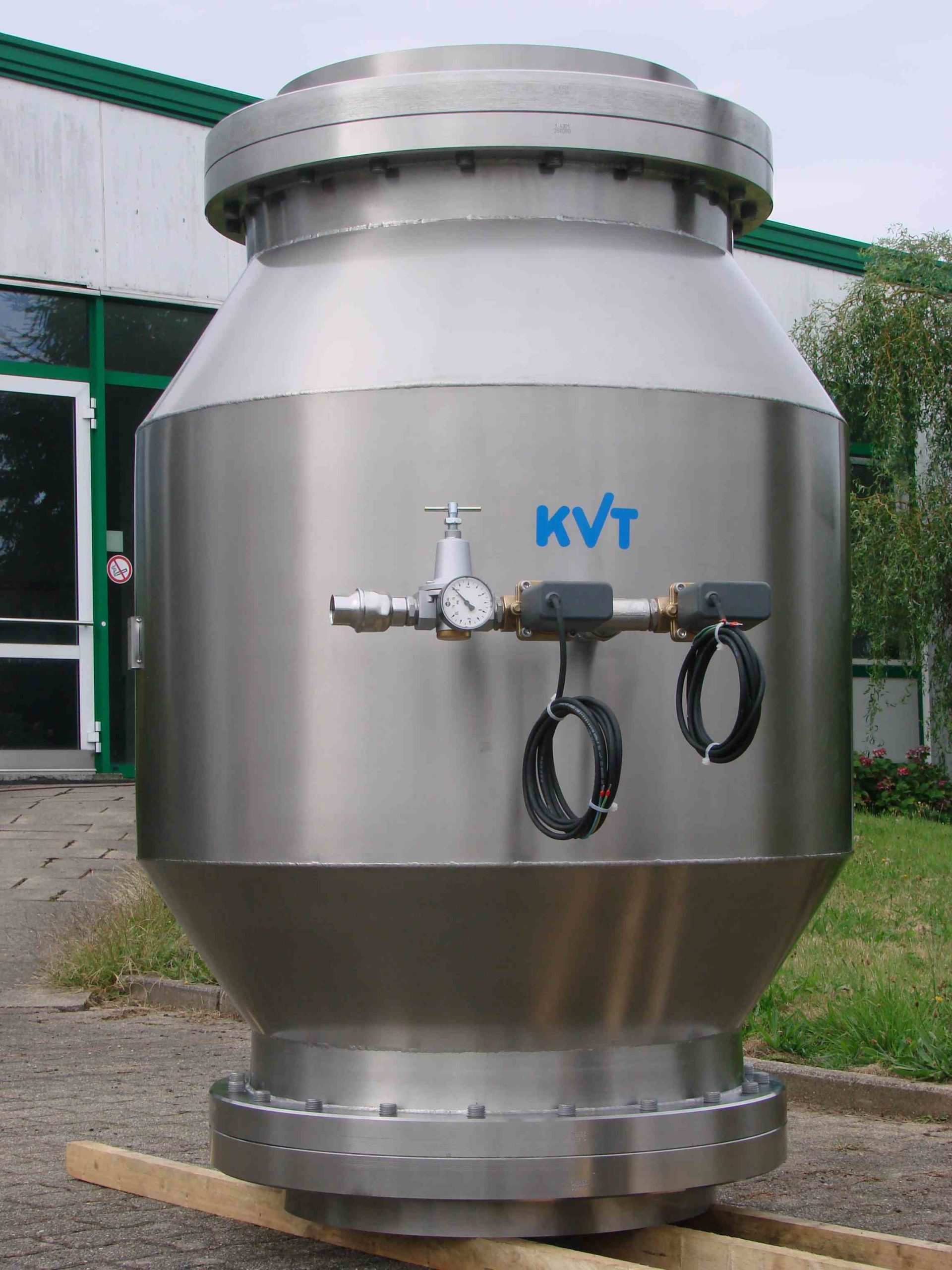 KVT-pinch_valve_DN_600