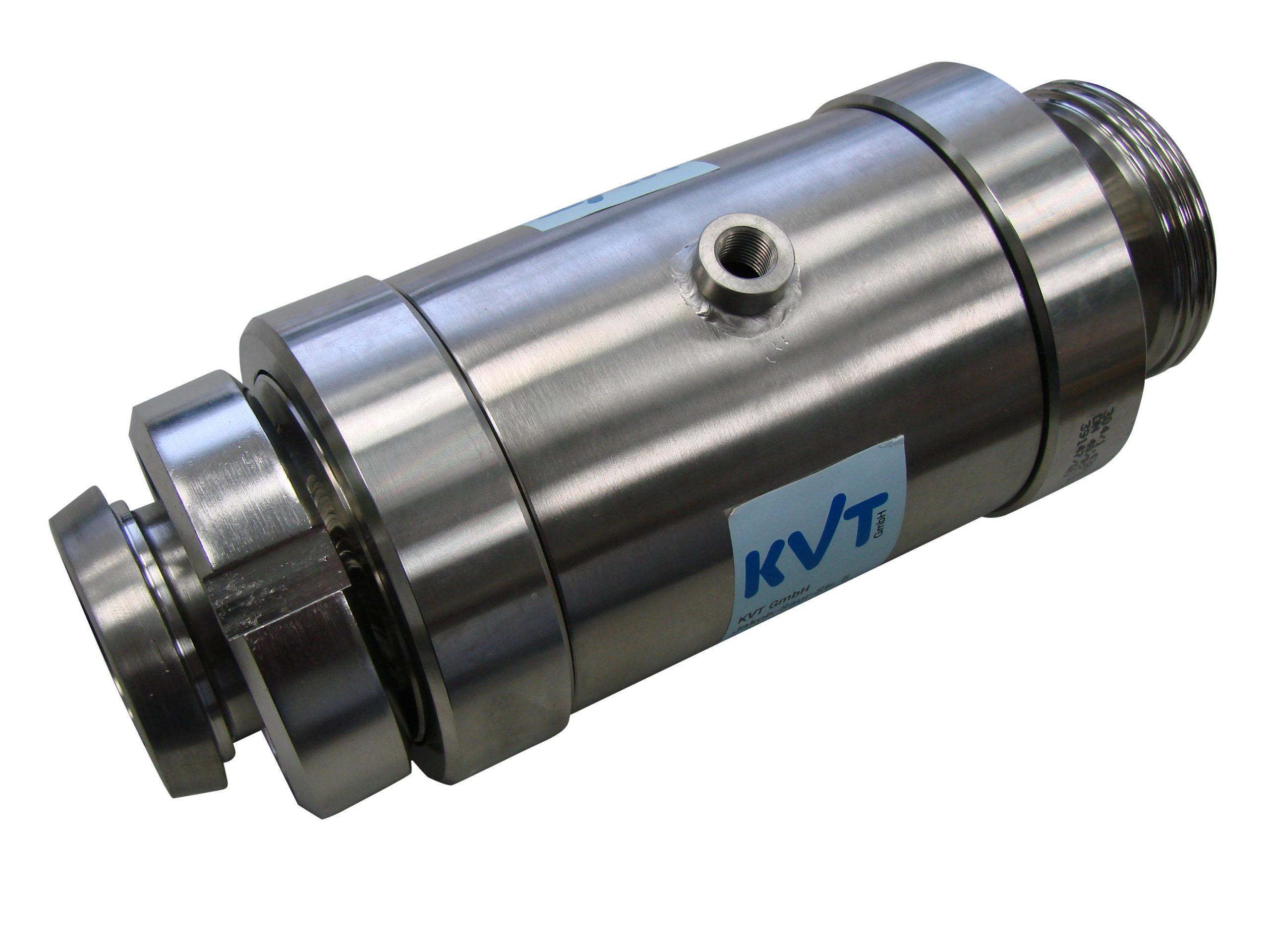 KVT-Quetschventil QV-655