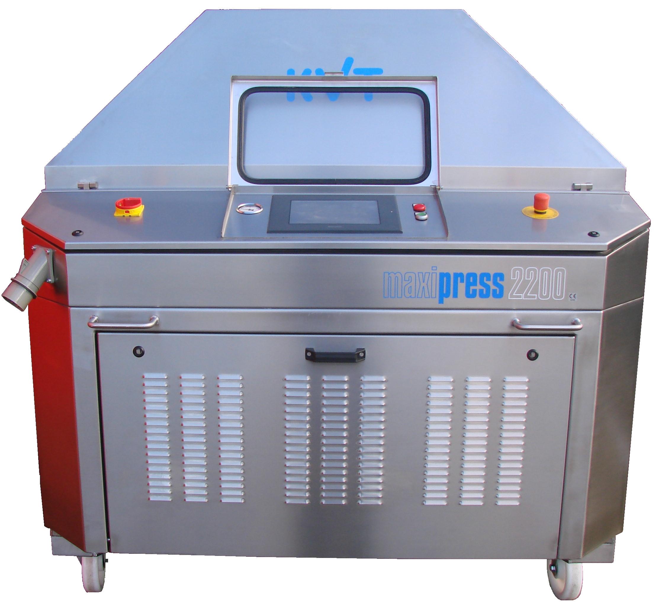 KVT-Weinpresse-MAXI-PRESS-2200-Steuerungsseite