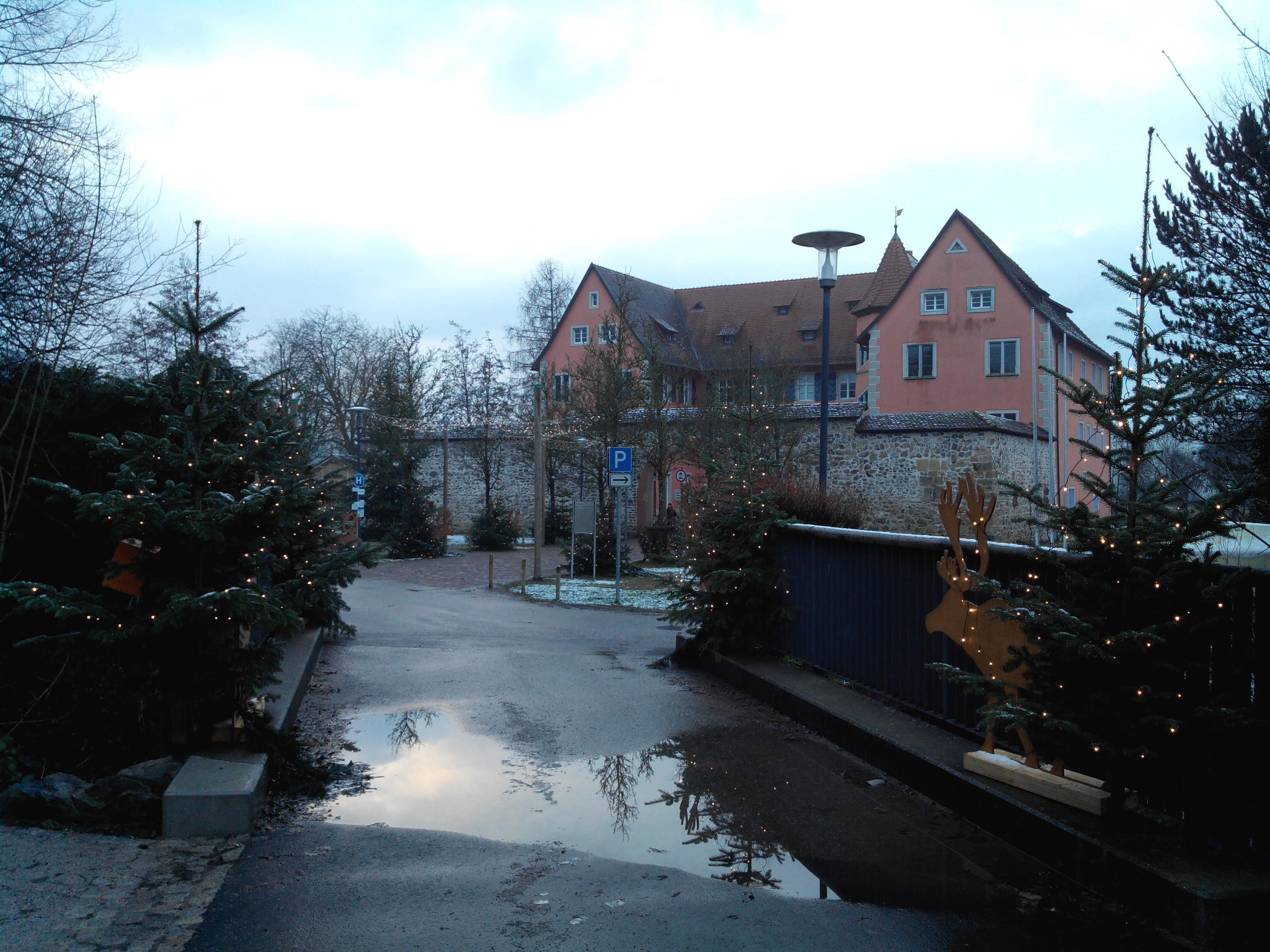 Talvogtei im Dezember 2017